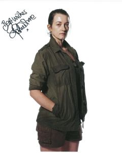 Sophie Stone  - Signed 10 x 8 Photograph. This is an original autograph and not a copy. 10477